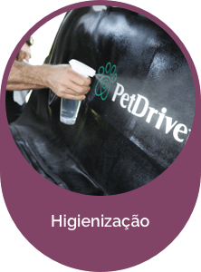 Higienização PetDriver